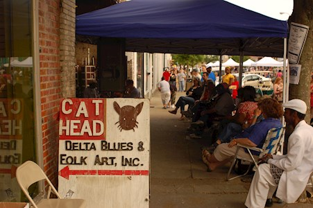 Cat Head, Clarksdale