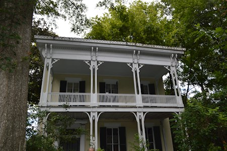 McRaven- the most haunted house in Mississippi